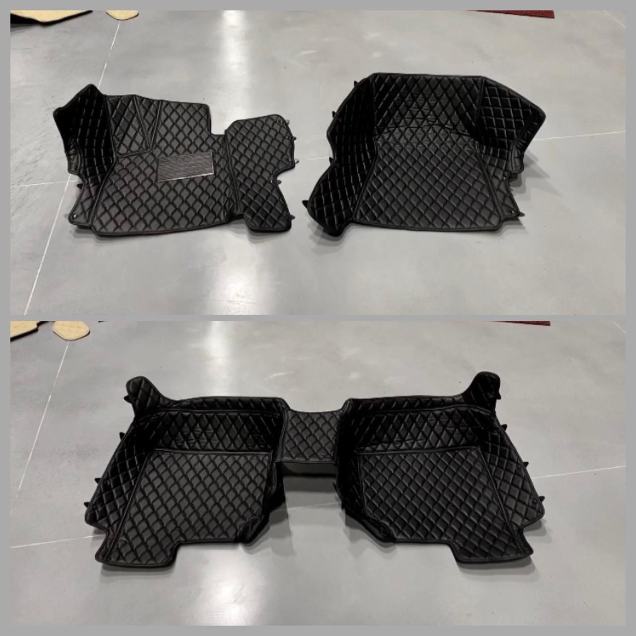 Комплект Килимків 3D Mercedes S class V222