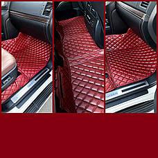 Комплект Килимків 3D Mercedes S class V222, фото 2
