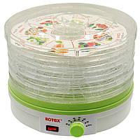 Сушка для овощей и фруктов Rotex RD310-W