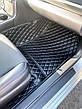 Комплект ковриков из экокожи для Bmw 5-series F10, от 2012 года, фото 6