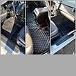 Комплект ковриков из экокожи для Bmw 5-series F10, от 2012 года, фото 3