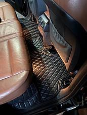 Комплект килимків 3D Bmw X5 F15, фото 3