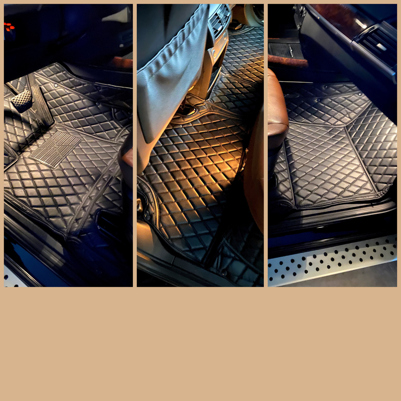 Комплект килимків 3D Bmw X5 F15