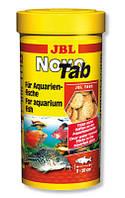 JBL Novo Tab 1000 мл (1800 шт.)-корм в виде таблеток для всех аквариумных рыб (30245)