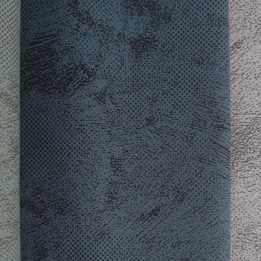 Мебельная ткань Дали 08 - blue (Dali 08 blue)