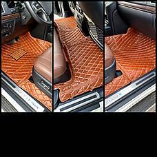 Комплект Килимків 3D Lexus LS, фото 3
