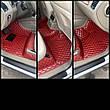 Комплект Килимків 3D Lexus LS, фото 6