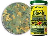 Tropical Bio-Vit 21л (4кг) -  корм для кормления аквариумных рыб