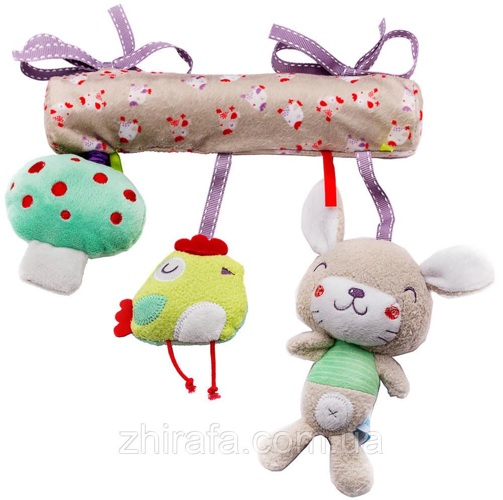 Игрушка Labebe Bunny Travel Chime HY041277