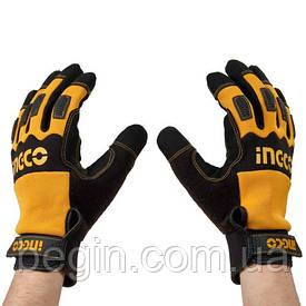 "Перчатки для электроинструмента ""Profi"", XL"