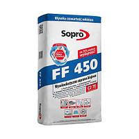 Клей для плитки Sopro FF 450 еластичний 25 кг