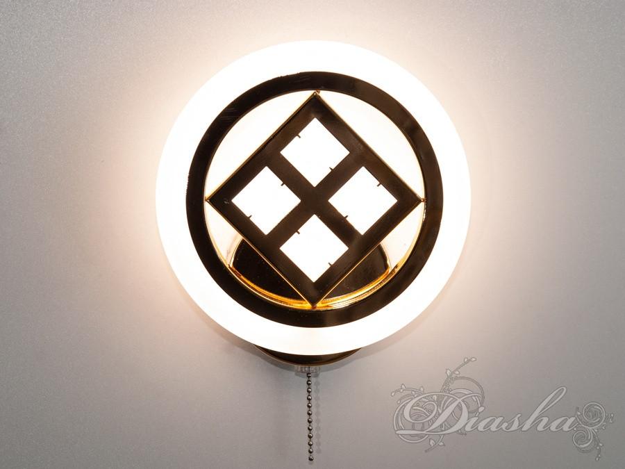 Настенный светодиодный светильник AD8200/1G