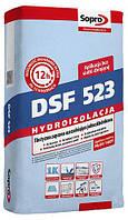 Эластичная однокомпонентная гидроизоляция Sopro DSF 523 20 кг