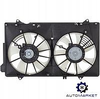 Диффузор (вентилятор) Mazda CX-5 2012-2016