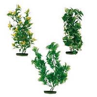 Trixie TX-8967 растения для аквариума пластик 17см(6шт)