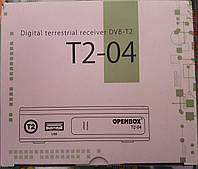 Тюнер Т2  OPENBOX T2 04