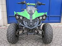 Мотоквадроцикл для всей семьи 125 кубов, потянет каждого человека полуавтомат