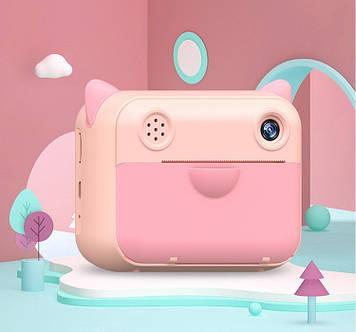 Камера моментальной печати Nomo Mini Розовая
