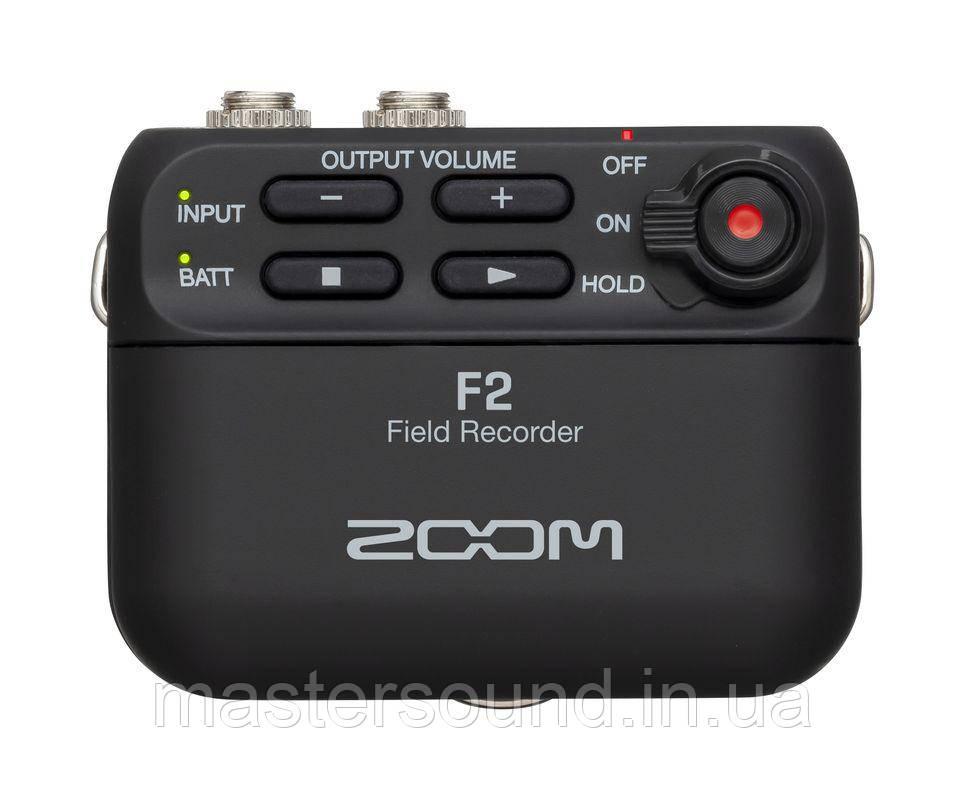 Рекордер Zoom F2