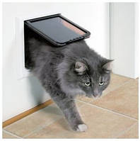 Trixie  TX-3867 дверца для крупных котов и мелких собак Трикси