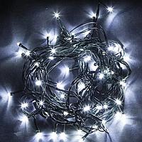 Светодиодная гирлянда 300LED 25м Белый RD-7134, новогодние светодиоды, для декора, на елку, уличная