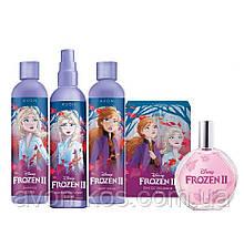 Набор для девочек AVON  4 в 1 - Disney Frozen II - Холодное Сердце 2