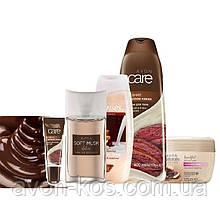 Парфумерно косметичний подарунковий набір «Шоколадно-ванільне насолодження»