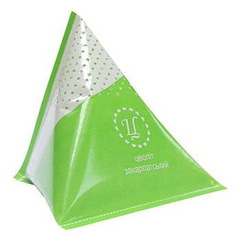 Поглинач запахів для холодильника Пірамідка ВОЛОЖКА Цеоліт закарпатський