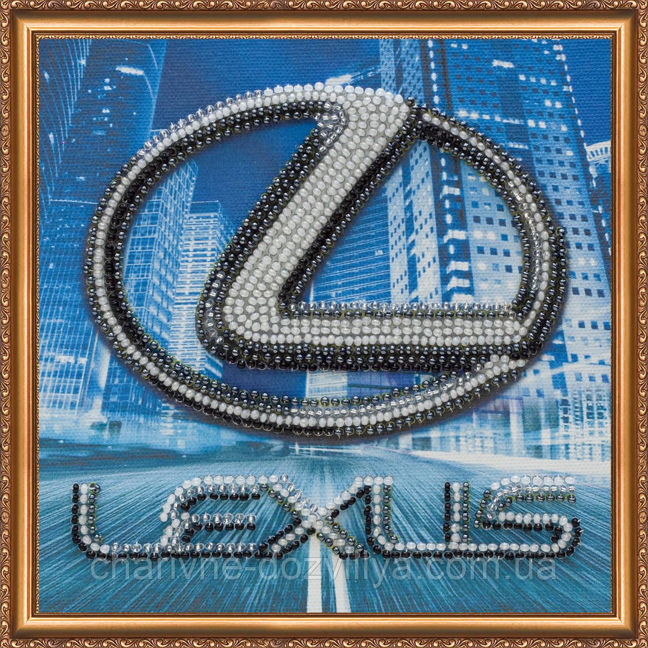 """Набор для вышивания бисером серия-мини """"Lexus"""""""