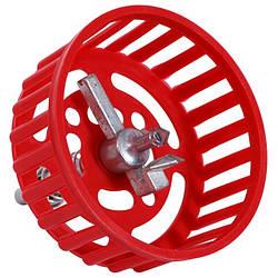 Циркуль под дрель для резки плитки 20-100 мм с защитной решеткой-опорой INTERTOOL HT-0339