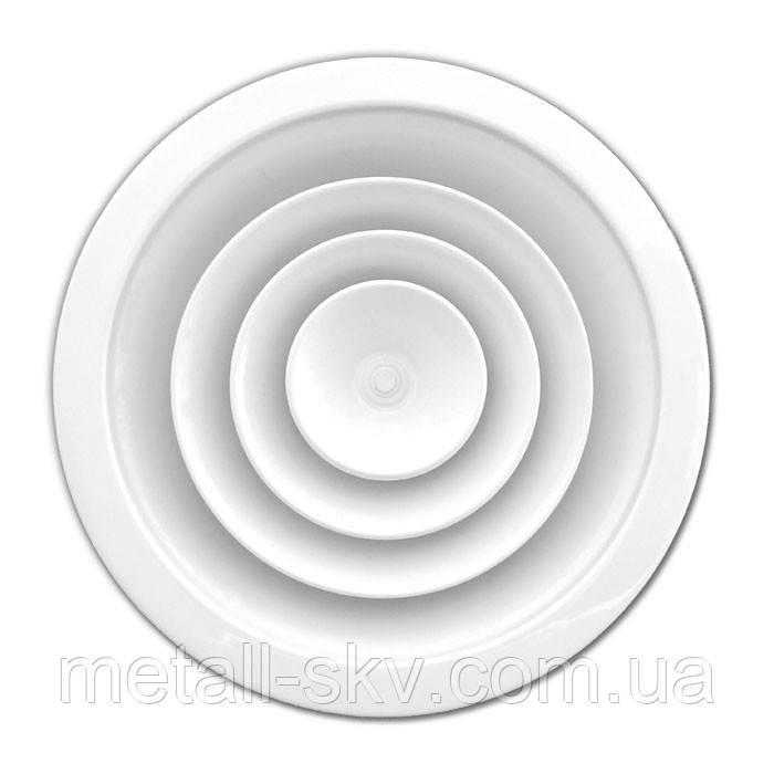 Дифузор алюмінієвий з демпфером NCD 150 (257мм)
