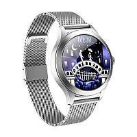 Фитнес браслет Смарт часы KW10 PRO женские с измерением давления и пульса