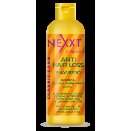 Шампунь против выпадения волос NEXXT Professional , 250 мл