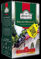 Чай Ахмад Ті Англійський до сніданку чорний листовий 200 грам