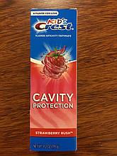 Дитяча зубна паста, Crest, kid's Cavity Protection Fluoride, 119 грам