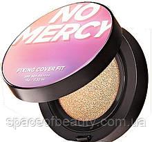 Кушон для ідеального покриття No Mercy Fixing Cover Fit SPF 50+PA++++ LIBERTY № 21 Manyo 15 ml