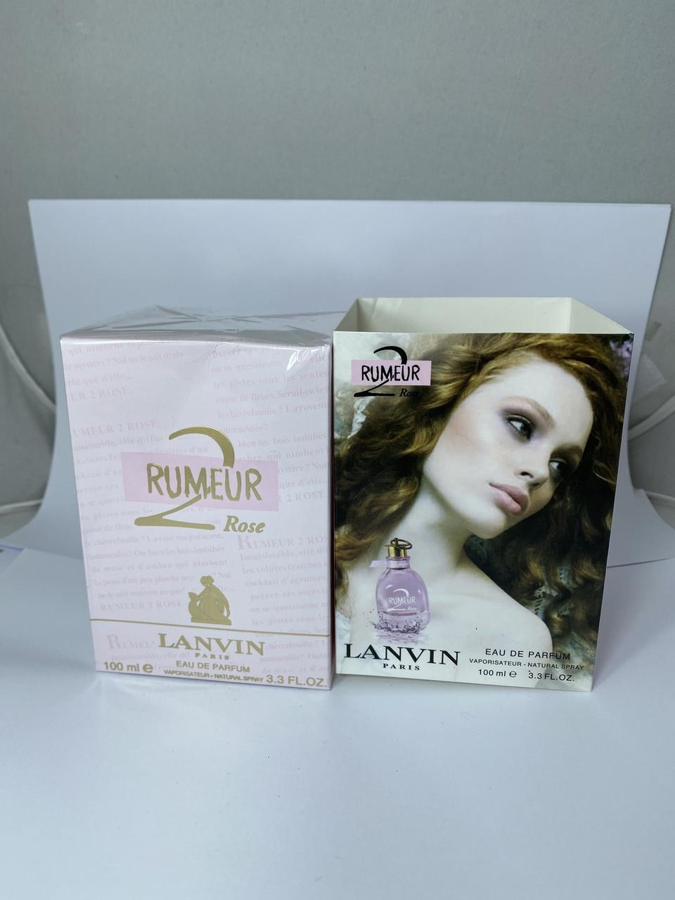 Lanvin Rumeur 2 Rose Парфюмированная вода (примята упаковка)