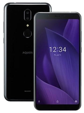 "Смартфон Sharp AQUOS V 4/64Gb Black, 13+13/8Мп, 2sim, 5.93"" IPS, Snapdragon 835, 3090mAh, 4G, GPS"
