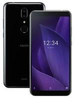 "Смартфон Sharp AQUOS V 4/64Gb Black, 13+13/8Мп, 2sim, 5.93"" IPS, Snapdragon 835, 3090mAh, 4G, GPS, фото 1"