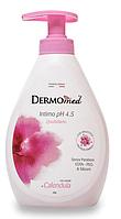 Мило для інтимної гігієни Dermomed Sensitive Calendula 300 мл