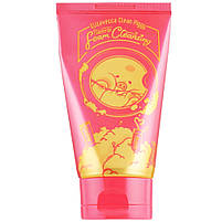 Ягодная пенка для умывания Elizavecca Clean Piggy Pink Energy Foam Cleansing 120 мл, фото 2