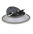 Дифузор алюмінієвий з демпфером NCD 250 (362мм), фото 2