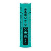 Аккумулятор  литий-ионный 18650(без защиты) 3400mAh Videx