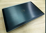 Потужний Ноутбук DELL E6520 + (Intel Core i7) + Full HD IPS матриця + Гарантія, фото 6