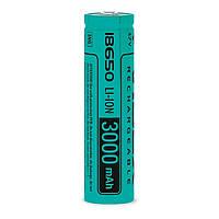 Аккумулятор литий-ионный 18650(без защиты) 3000mAh  Videx