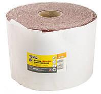 Шкурка шлифовальная на тканевой основе P36, 200мм*50м, Mastertool (08-2703)