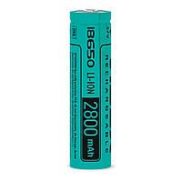 Аккумулятор литий-ионный 18650(без защиты) 2800mAh Videx