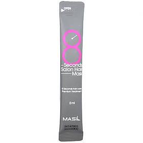 Восстанавливающая маска для повреждённых волос Masil 8 Seconds Salon Hair Mask (стик) 1 шт 8 мл