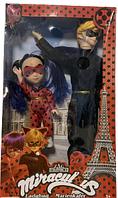 Кукла Леди Баг девочка и Суперкот ABC
