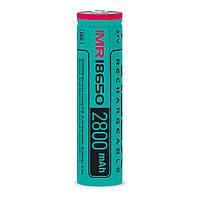 Аккумулятор 18650 (высокотоковый) 20A 2800mAh Videx